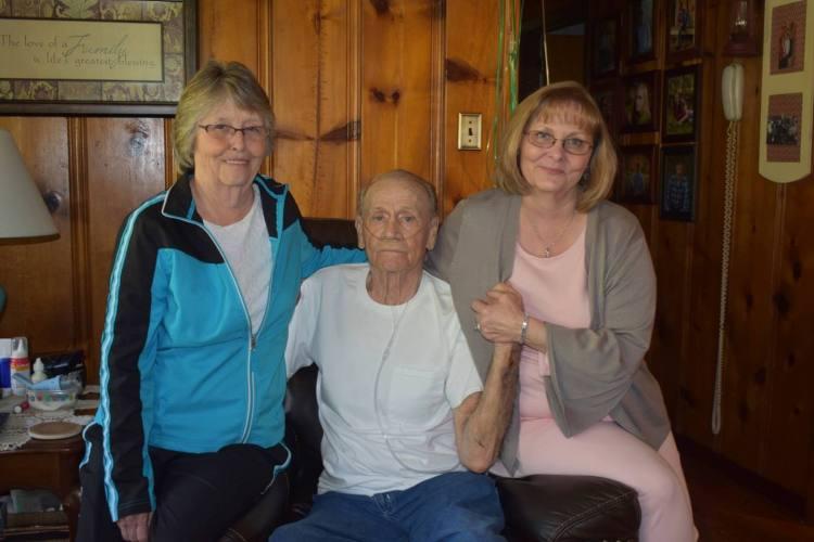 Carolyn, Hubert, Jeanette
