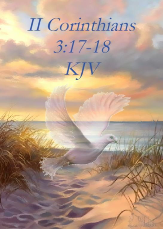 II Corinthians 3 17-18