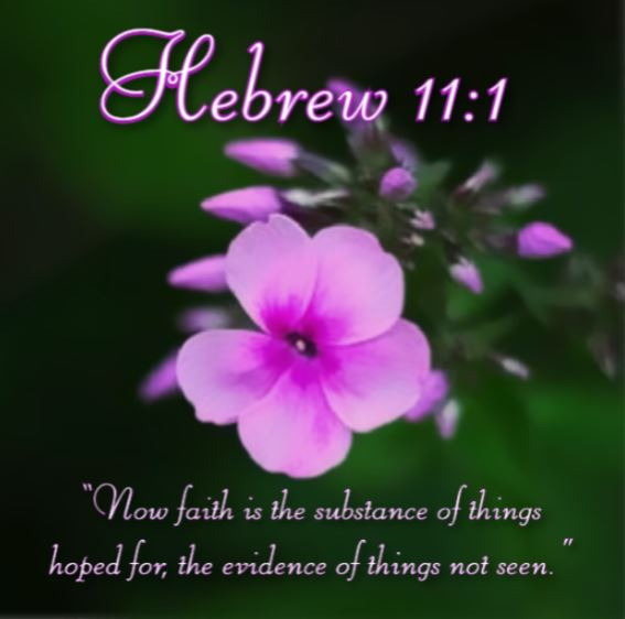 Hebrews 11 1 2